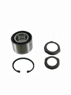 Why automotive wheel bearings are so durable