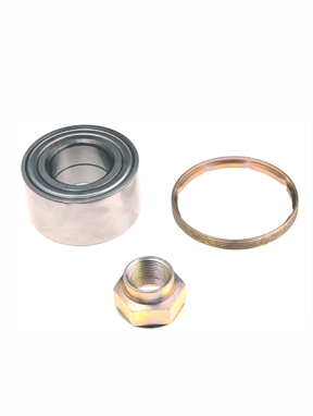 Inspection and maintenance of automobile hub bearings